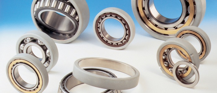Super Precision Roller Bearings