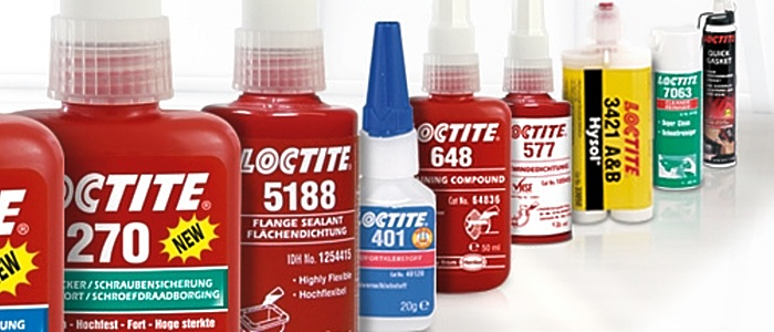 Sealants, Lubricants & Adhesives